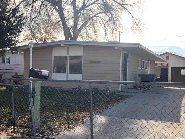 1119 W Illinois Ave, Salt Lake City, UT 84104 (#1642644) :: The Fields Team