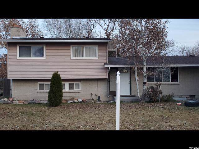 3599 S 3400 W, West Valley City, UT 84119 (#1642654) :: The Muve Group