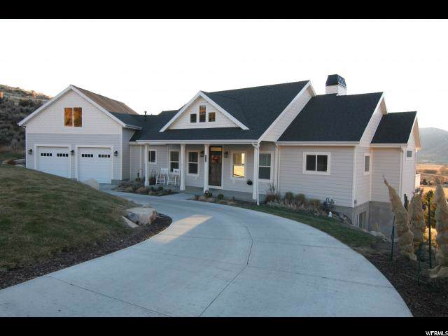 1753 N Cove Springs Way, Heber City, UT 84032 (MLS #1642657) :: High Country Properties