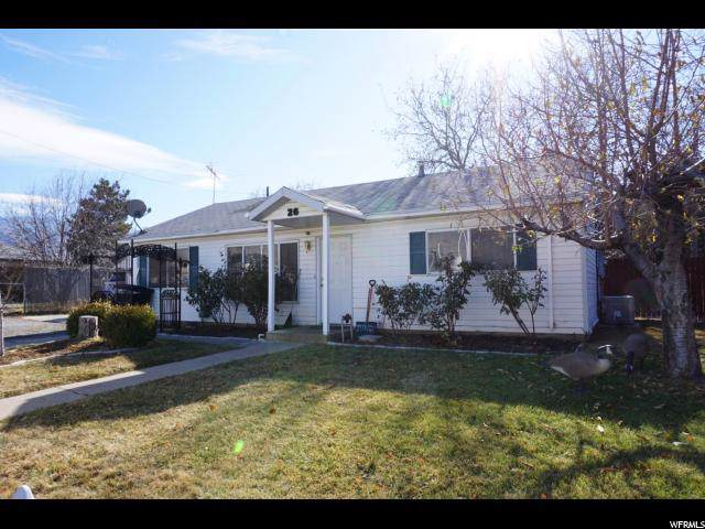 26 E 500 N, Orem, UT 84057 (#1642659) :: Big Key Real Estate