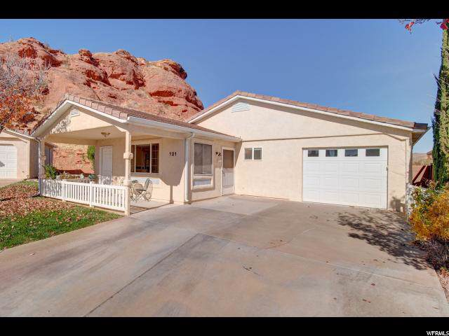 1050 W Red Hills Pkwy #121, Washington, UT 84780 (#1642676) :: Colemere Realty Associates