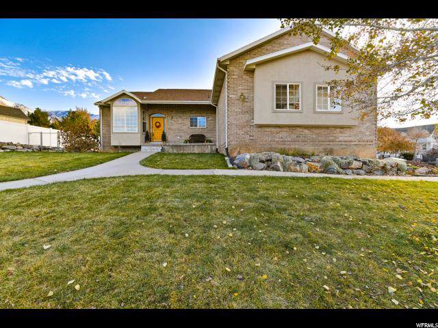 112 E Ama Fille Ln, Elk Ridge, UT 84651 (#1642690) :: Red Sign Team
