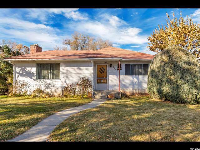 2802 S Mcclelland St, Salt Lake City, UT 84106 (#1642693) :: goBE Realty
