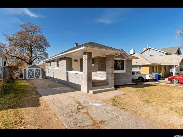 2829 S Jackson Ave., Ogden, UT 84403 (#1642704) :: Big Key Real Estate