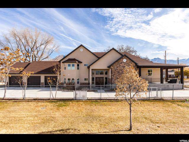 1349 E Vine St, Salt Lake City, UT 84124 (#1642706) :: Keller Williams Legacy