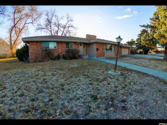 3219 W Florlita Ave, West Valley City, UT 84119 (#1642713) :: Doxey Real Estate Group