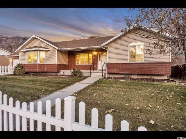 148 N 300 E, Pleasant Grove, UT 84062 (#1642715) :: Big Key Real Estate