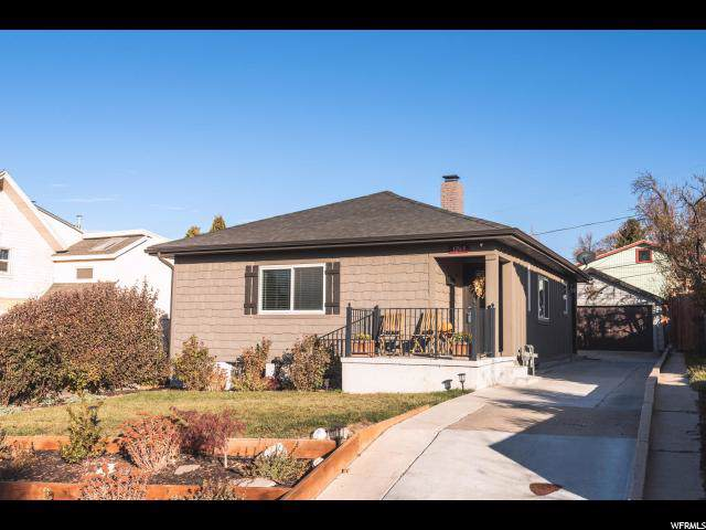 1265 E Kensington Ave S, Salt Lake City, UT 84105 (#1642725) :: goBE Realty