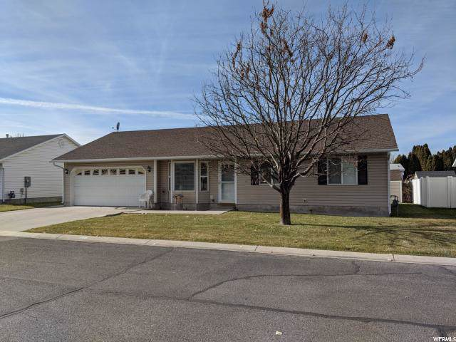 687 N Woodside Dr W, Logan, UT 84321 (#1642739) :: The Fields Team