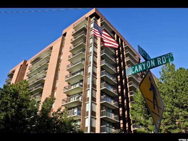 123 E 2ND Ave N #804, Salt Lake City, UT 84103 (#1642741) :: Doxey Real Estate Group