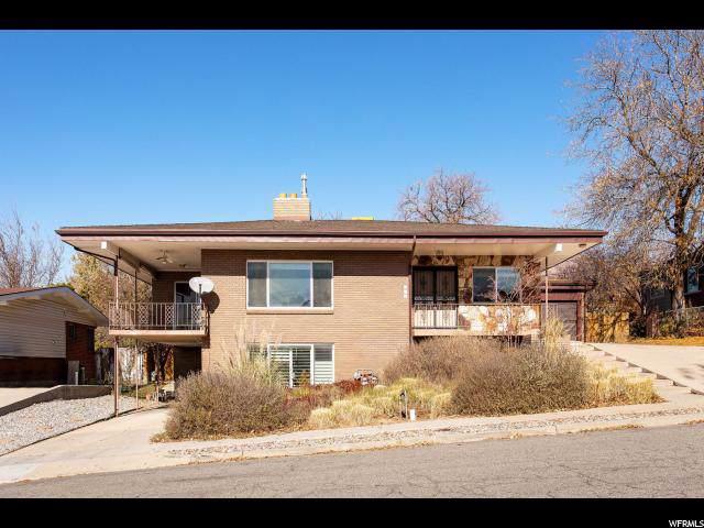 2555 E Blaine Ave, Salt Lake City, UT 84108 (#1642743) :: goBE Realty