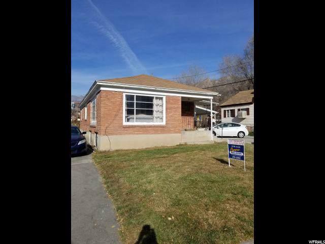 545 E 600 N, Provo, UT 84606 (#1642747) :: Big Key Real Estate