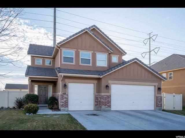 688 E Sandhill Ct, Lehi, UT 84043 (#1642753) :: Bustos Real Estate | Keller Williams Utah Realtors
