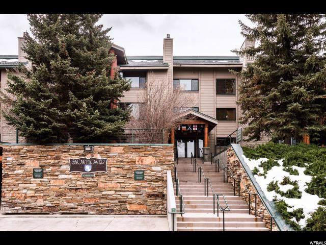 401 Silver King Dr #5, Park City, UT 84060 (#1642766) :: Bustos Real Estate | Keller Williams Utah Realtors