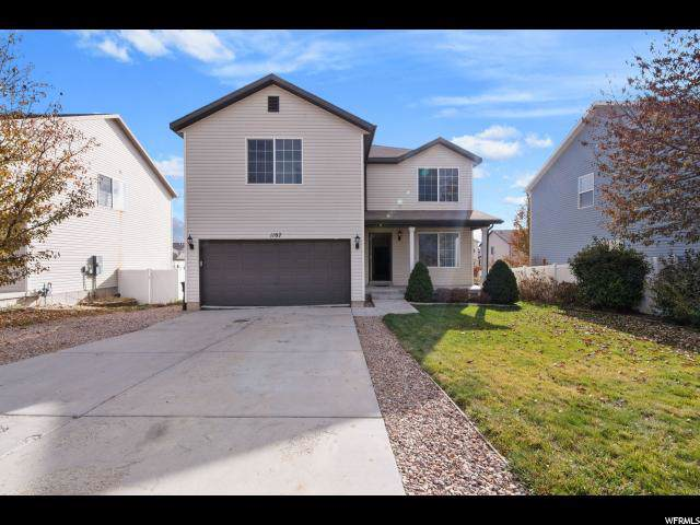 1107 W 300 S, Spanish Fork, UT 84660 (#1642769) :: Big Key Real Estate