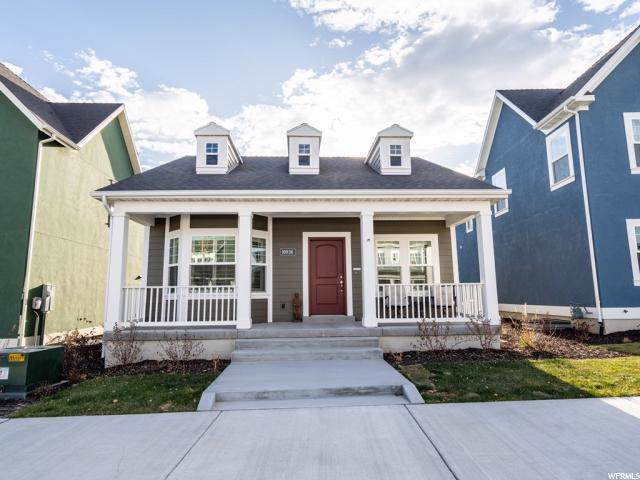 10936 S Porcini Dr W, South Jordan, UT 84009 (#1642771) :: Von Perry | iPro Realty Network