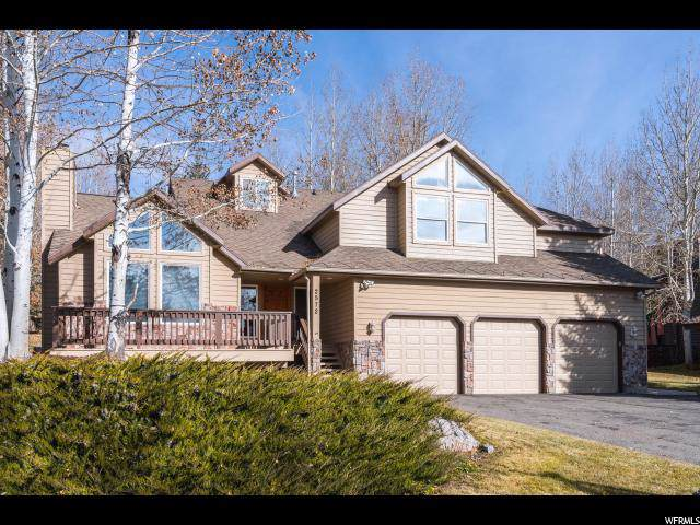 2572 W Lower Lando Ln, Park City, UT 84098 (MLS #1642776) :: High Country Properties