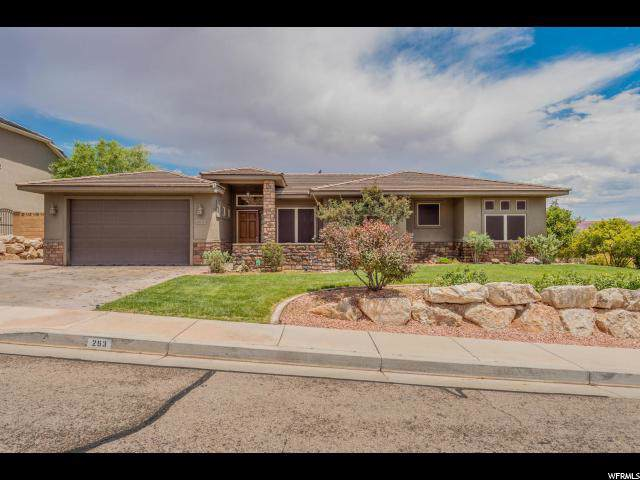 253 S 2040 Cir E, St. George, UT 84790 (#1642780) :: Colemere Realty Associates