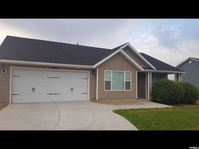 2966 W 500 S, Vernal, UT 84078 (#1642801) :: Big Key Real Estate