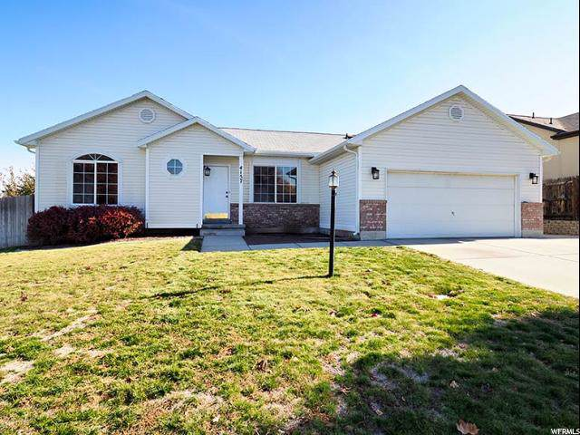 4157 S Long Valley Dr W, West Valley City, UT 84128 (#1642816) :: The Fields Team
