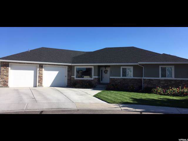 495 S 1875 W, Orem, UT 84059 (#1642817) :: Big Key Real Estate