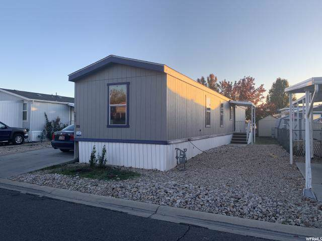 1111 W Rolling River Rd, West Valley City, UT 84119 (#1642821) :: Big Key Real Estate