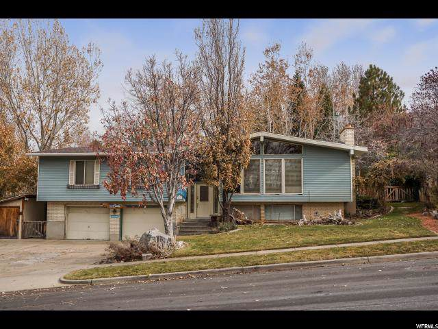 1993 S Chokecherry Dr E, Bountiful, UT 84010 (#1642826) :: Keller Williams Legacy