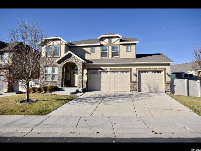 10912 S Dune Grass Rd W, South Jordan, UT 84095 (#1642831) :: Red Sign Team