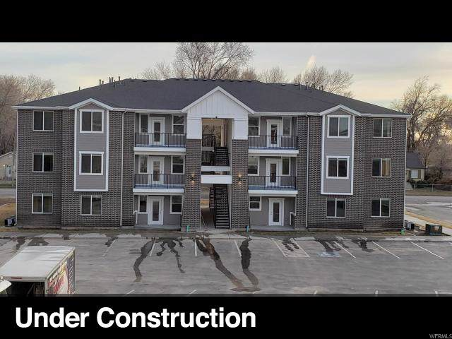 154 7TH St #101, Ogden, UT 84404 (MLS #1642832) :: Lawson Real Estate Team - Engel & Völkers