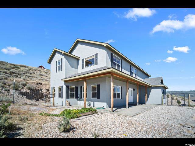 786 Silver Sage Dr, Park City, UT 84098 (MLS #1642835) :: High Country Properties