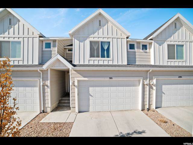 501 S Evergreen Way, Saratoga Springs, UT 84045 (#1642857) :: The Fields Team