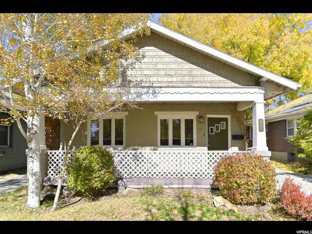 657 E Garfield Ave S, Salt Lake City, UT 84105 (#1642860) :: Von Perry | iPro Realty Network