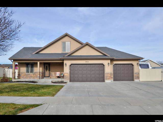 3852 W Salinas Dr S, Riverton, UT 84065 (#1642872) :: Colemere Realty Associates