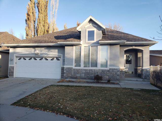 257 E Park Rise Way, Sandy, UT 84070 (#1642874) :: Von Perry | iPro Realty Network