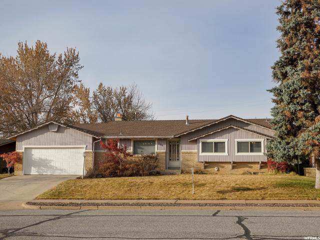 764 E Panorama Dr S, South Ogden, UT 84403 (#1642876) :: Colemere Realty Associates