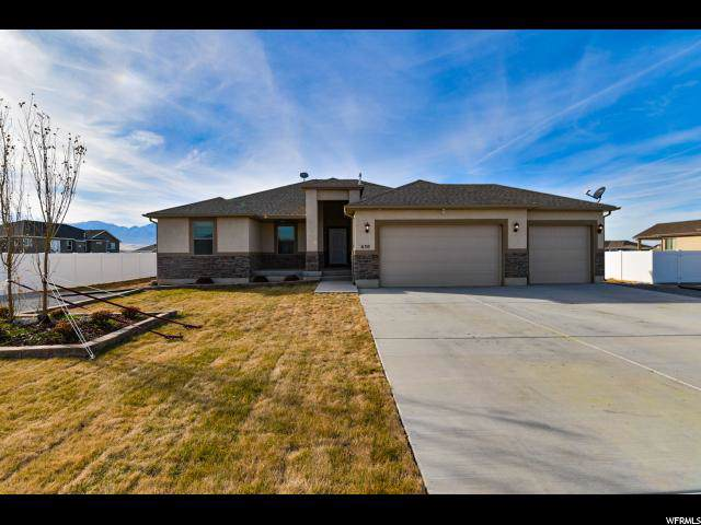 630 S Saddle Rd E, Grantsville, UT 84029 (#1642880) :: Colemere Realty Associates