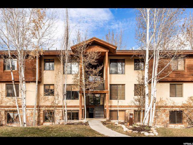 1600 Pinebrook Blvd B-2, Park City, UT 84098 (#1642882) :: Colemere Realty Associates