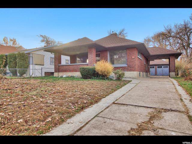725 E 29TH St S, Ogden, UT 84403 (#1642883) :: Colemere Realty Associates