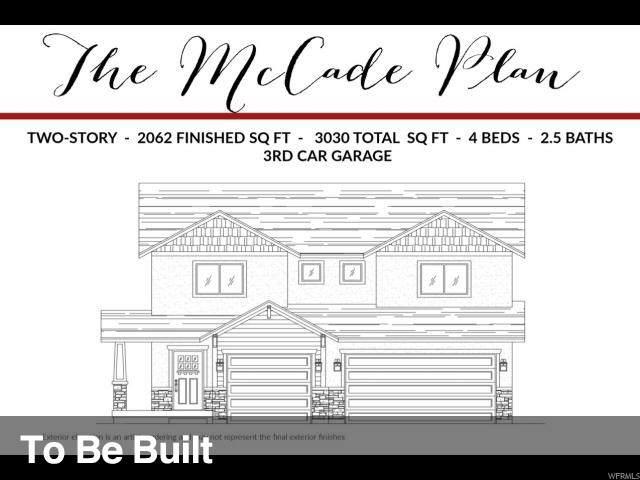 1175 N Providence Way #311, Tooele, UT 84074 (#1642892) :: Big Key Real Estate