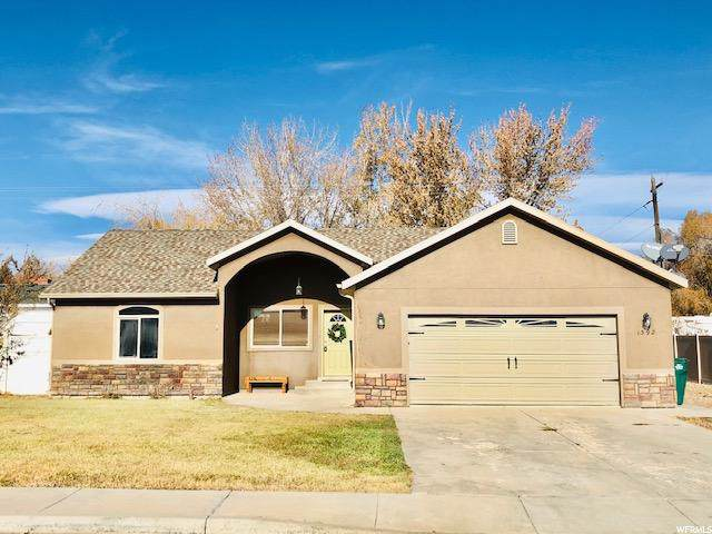 1392 W 250 S, Vernal, UT 84078 (#1642899) :: Big Key Real Estate