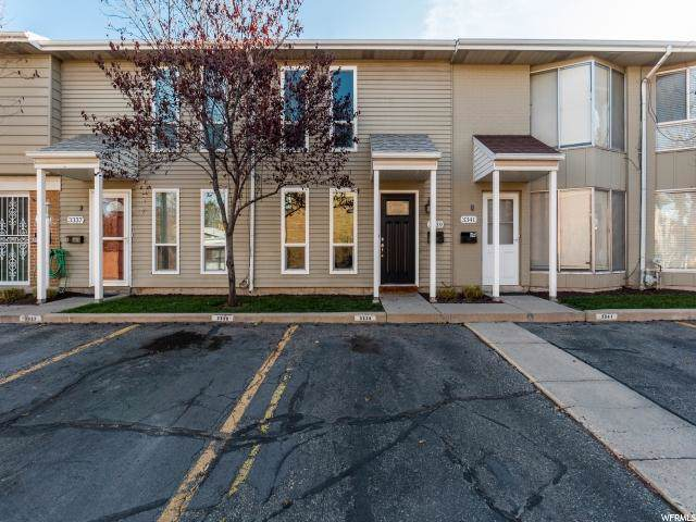 3339 S Georgetown Sq E, Salt Lake City, UT 84109 (#1642902) :: Von Perry | iPro Realty Network