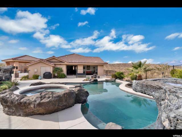 3323 S 1100 W, Hurricane, UT 84737 (#1642915) :: Big Key Real Estate