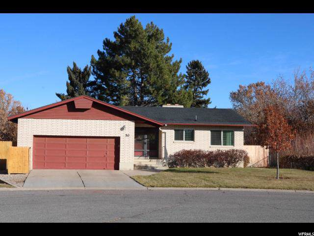 50 Brookside Pl, Logan, UT 84321 (#1642926) :: Big Key Real Estate