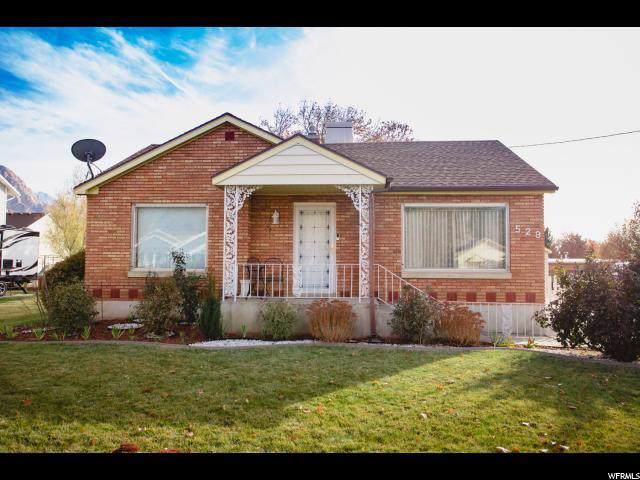 529 E 2100 N, North Ogden, UT 84414 (#1642932) :: Big Key Real Estate