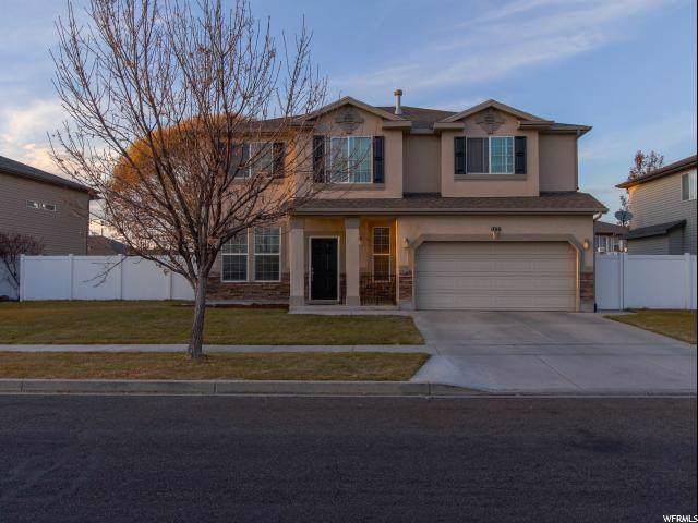 1016 W Fox Holw, North Salt Lake, UT 84054 (MLS #1642934) :: Lawson Real Estate Team - Engel & Völkers