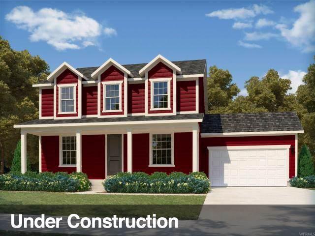 3414 W 2500 N #191, Clinton, UT 84015 (MLS #1642936) :: Lawson Real Estate Team - Engel & Völkers