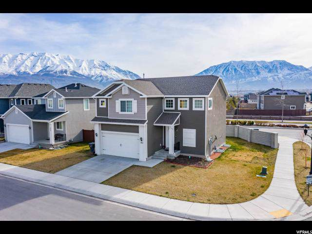 470 N 16 W, Vineyard, UT 84059 (#1642957) :: Big Key Real Estate