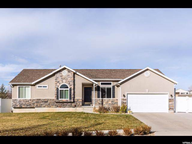 2724 E 1720 S, Spanish Fork, UT 84660 (#1642965) :: Big Key Real Estate