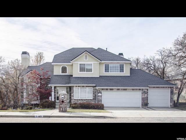 1451 E 5600 S, South Ogden, UT 84403 (#1642971) :: Doxey Real Estate Group