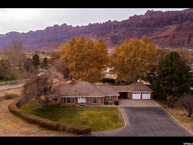 3030 Spanish Trail Rd, Moab, UT 84532 (#1642978) :: Red Sign Team